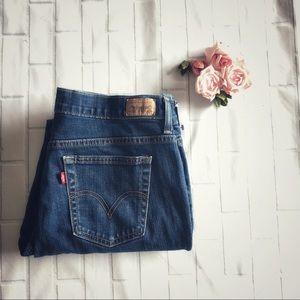 Levi's Size 10 Straight Leg 505 Jeans